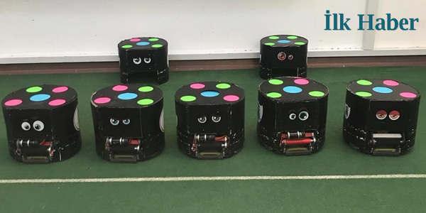 Robotlar Sahada