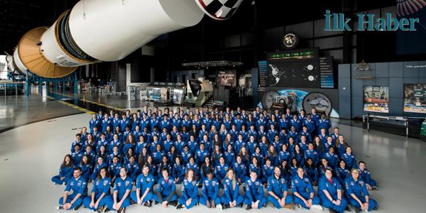 Türkiye'den İki Öğrenci Uzay Kampında
