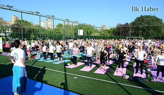 Kadıköy Yoga Etkinliklerine Sahne Olacak