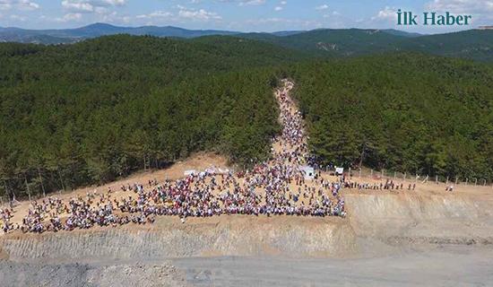 Kaz Dağları Protestolarına Kanadalı Şirket'in CEO'sundan Tepki!