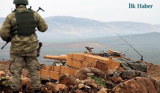 Afrin'de Üs Bölgesinde İki Asker Yaralandı