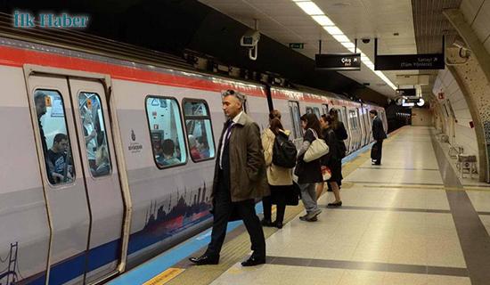 Metrolar Gece Ulaşımına Başlıyor