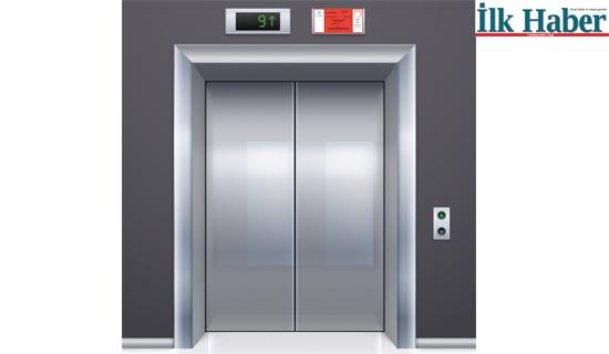 """Asansörlerde """"Kırmızı Etiket"""" Alarmı,Ceza Geliyor"""