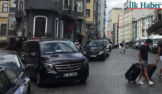 Polis CHP'li Tanal'ın Aracını Çekti