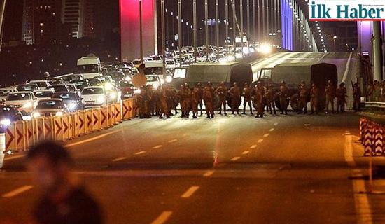 Anadolu Cumhuriyet Başsavcılığı, 15 Temmuz Derbe Girişimi İle İlgili Yeni Bir Soruşturma Başlattı.