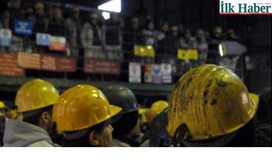 Soma Maden İşçileri Ankara'ya Yürüyor