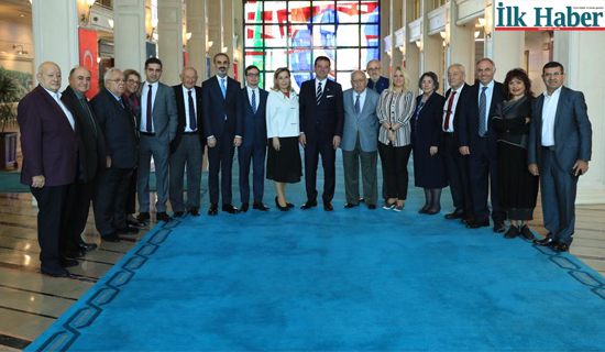 Fenerbahçe ve Basın Konseyi'nden İmamoğlu'na Tebrik Ziyaretleri