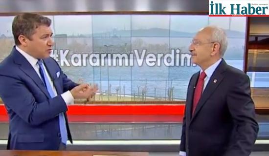 """Kılıçdaroğlu """"Saray'a Giden CHP'liyi Biliyorum"""""""