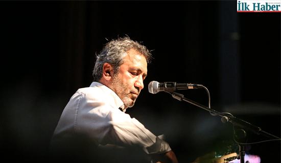 Mazlum Çimen'den Maltepe'de Türkü Dolu Akşam