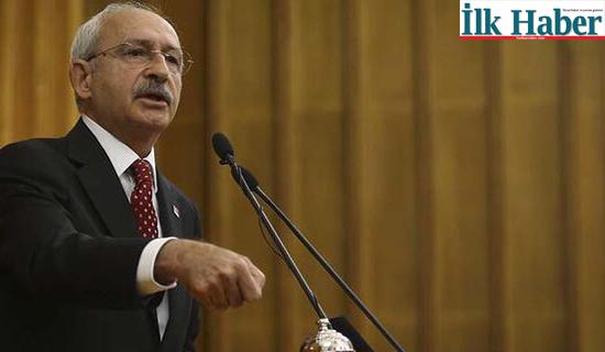 """Kılıçdaroğlu Erdoğan'a Sordu """"Kim Bu Talip Öztürk"""""""