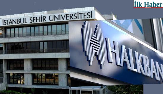 Halkbank'tan Şehir Üniversitesi İle İlgili Açıklama