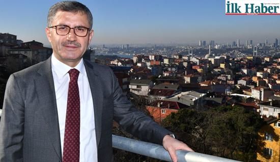 Üsküdar Belediye Başkanı Hilmi Türkmen Hakkında Suç Duyurusu