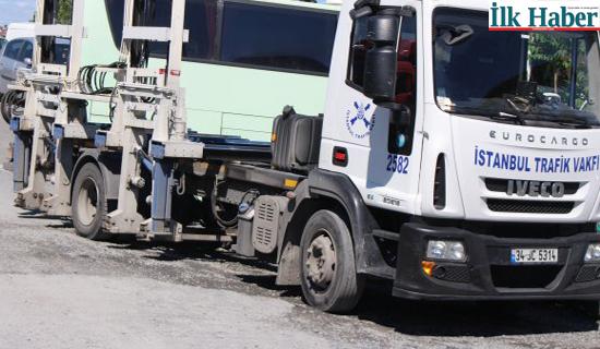 İstanbul Valiliği'nden Cekicilerle İlgili Önemli Karar