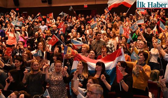 Gagavuzlar, 25. Yılını Maltepe'de Kutladı