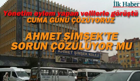 Ahmet Şimşek'te Sorun Çözülüyor mu?