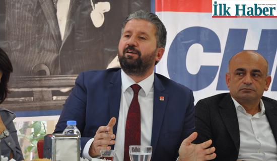 """CHP Adayı Özdemir """"Kırgınlıkları, Küskünlükleri, Gönül Ayrılıklarını Birleştirmek İçin Adayım"""","""