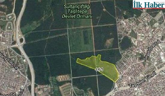 Çekmeköy'de 187 Dönüm Askeri Alan İmara Açıldı