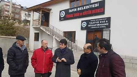 """İspir Belediye Başakanı """"Yargıda ve Vicdanlarda Hesap Verecekler"""""""