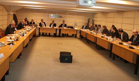 İş-Kur İstihdam ve Mesleki Eğitim Kurulu Toplantısı Gerçekleştirildi
