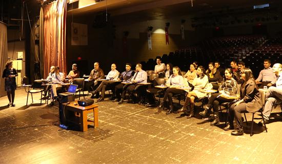Maltepe Belediyesi Personeline İletişim Eğitimi