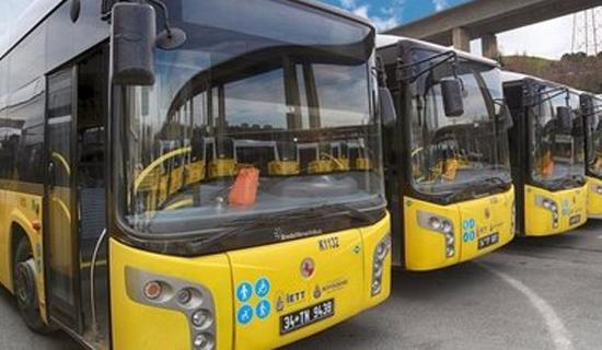 İBB'den Toplu Taşımaya Zam