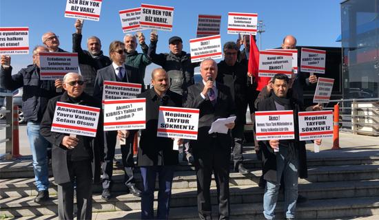 Hataylılardan Mustafa Akıncı'ya Tarihi Cevap