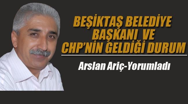 Arslan Ariç, CHP'nin Geldiği Durumu Yorumladı!