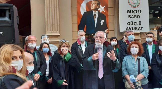"""CHP'den """"Avukatlar Şehit Sayılsın"""" Teklifi"""