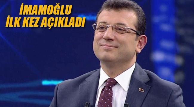 """İmamoğlu """"Taksilere Yeni Düzenleme Geliyor"""""""