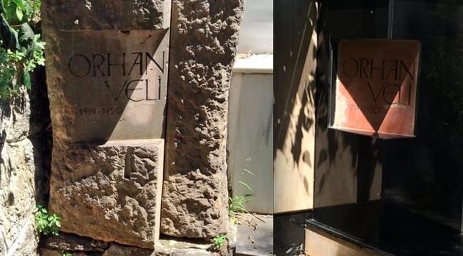 """İmamoğlu """"Orhan Veli'nin Mezarını Tasarım Yarışmasıyla Yenileyeceğiz"""""""