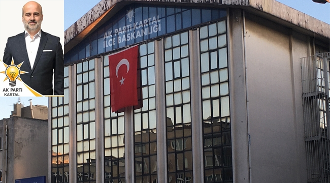 Kirasını Ödemeyen Kartal AKP'ye İcra Takibi