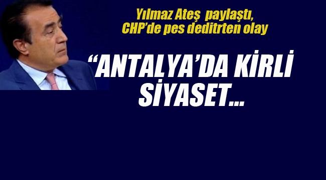 """Yılmaz Ateş """"Yorum Sizin Yeni CHP'liler"""""""