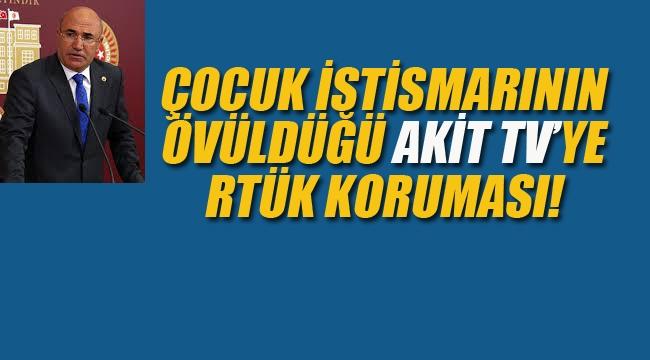 Akit Tv'ye RTÜK Koruması