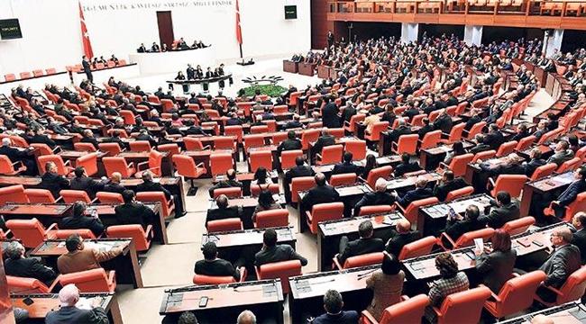 Çoklu Baro Kanun Teklifi Meclis'te Kabul Edildi
