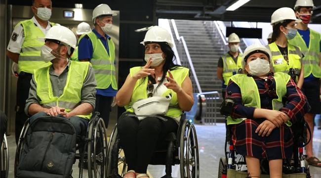 Engelsiz Metro Önerileri, Engelli Vatandaşlardan Toplandı