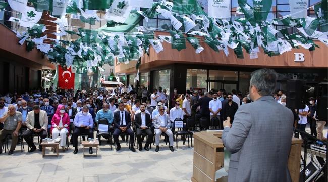 Gelecek Partisi, Tuzla 1'inci Olağan İlçe Kongresi Yapıldı