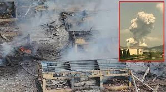 Hendek'teki Patlamayla İlgili Soruşturma Başlatıldı