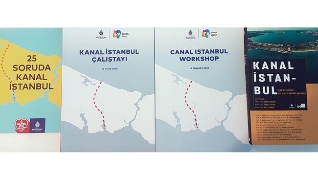 Kanal İstanbul İle İlgili İlk Bilimsel Kitabı İBB Yayınladı