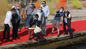 Kartal'da 1 Temmuz Denizcilik ve Kabotaj Bayramı Kutlaması