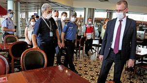"""Tüm Türkiye'de Eş Zamanlı """"Sağlık İçin Hepimiz İçin"""" Denetimleri Başladı"""