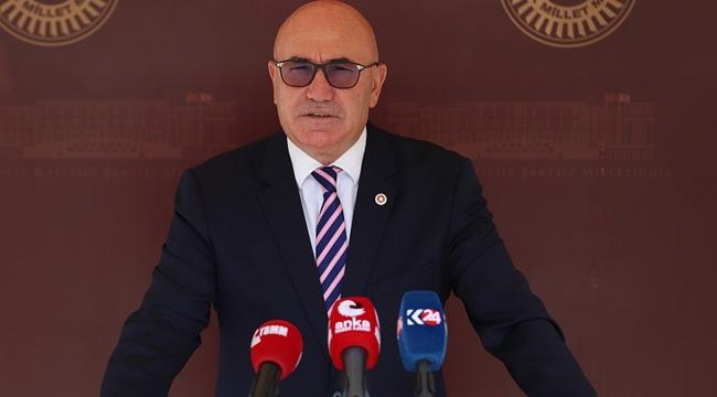 CHP'li Tanal AKP'yi Hamurabi Kanunları'yla Vurdu!