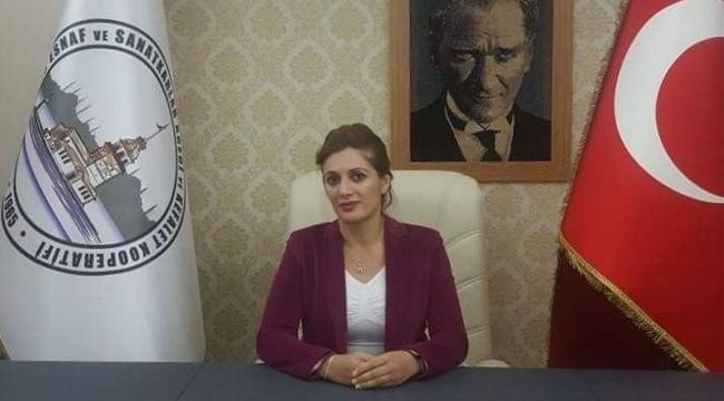 Esnaf Odası Kadın Başkanı'ndan Türk Dil Kurumu'ndaki O Sözcüğe Sert Tepki