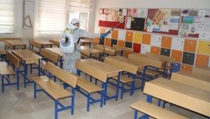 Kartal Belediyesi, Tüm Okullarda Dezenfekte Çalışması Başlattı