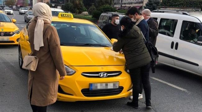 İBB,Taksilere Sivil Zabıta Denetimi Başlattı