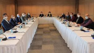 CHP, İstanbul Belediye Başkanları, İl Başkanlığı'nda Bir Araya Geldi