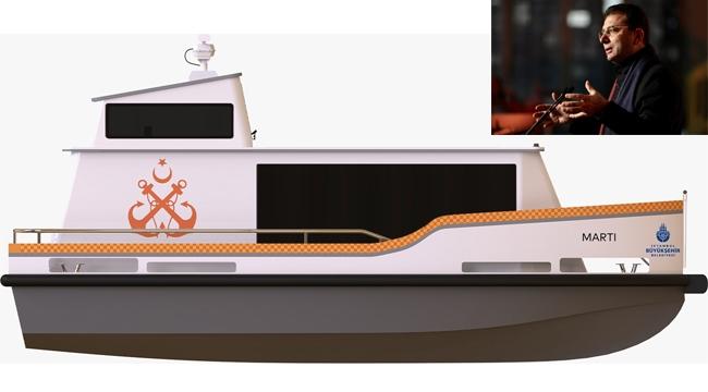 """İmamoğlu""""Deniz Taksiler Yaz Aylarında Hizmet Vermeye Başlayacak"""""""