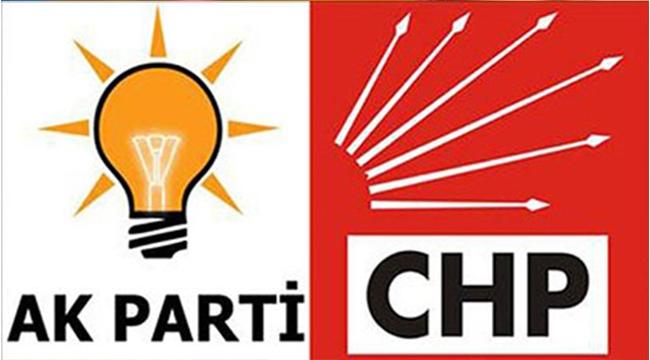 CHP'li Meclis Üyeleri İstifa Edip AKP'ye Geçti