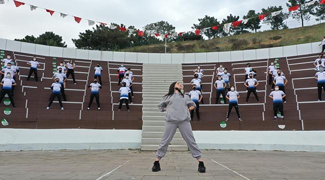 Tuzla Belediyesi Spor Akademileri Kursları'nda Eğitim Görüyorlar