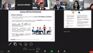 İşkur'un Çevrim İçi Olarak İşverenlerle Gerçekleştirdiği Toplantılar Devam Ediyor