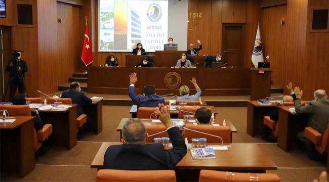 Kartal Belediyesi 2020 Yılı Faaliyet Raporu Oy Çokluğu İle Meclisten Geçti